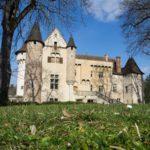 Adhérent Gaspard, Château d'Aulteribe
