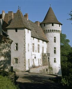 Château d'Aulteribe, membre de Sur les pas de Gaspard