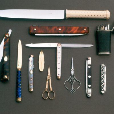 le musée de la coutellerie à Thiers, adhérent de Gaspard