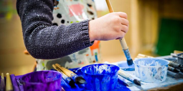 Atelier de pratiques artistiques libres