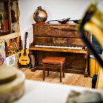 Atelier du Sardier, espace musique à Cunlhat en Auvergne