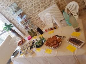 Balade et dégustation ou atelier cuisine autour des plantes sauvages comestibles avec les Pierres Davélie